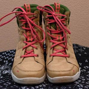 Ryka Aurora High Top Sneakers